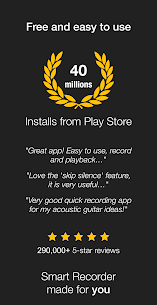 Smart Recorder – High-quality voice recorder Apk Latest Version Download For Android 1