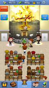 Church Tycoon – Church Simulator Mod Apk (Unlimited Money) 3