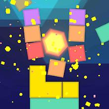 Hexagon Tower, Crush & Tap Blocks of Tiles Download on Windows