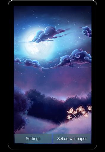 Starlight Live Wallpaper Free screenshot 2