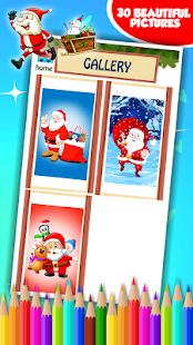 Tải Santa claus màu cuốn sách APK
