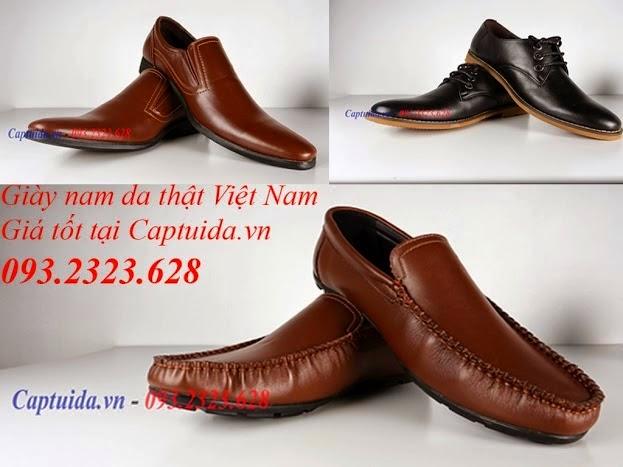 Siêu giảm giá, giảm giá 60% các mặt hàng giày da nam.