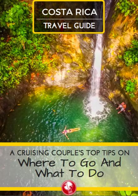 Costa Rica Travel Guide Cover