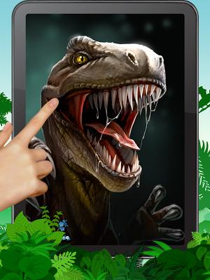 Dinosaurs Puzzles 2 - screenshot
