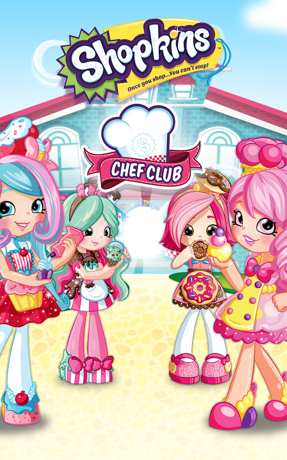 Shopkins: Chef Club- screenshot