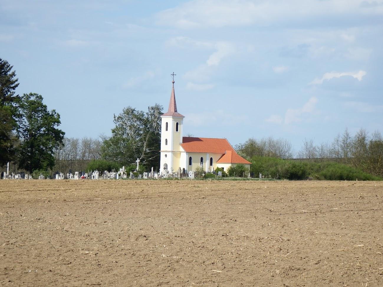 Andrásfa - Szent István király rk. templom