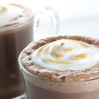 Easy Vegan Hot Chocolate.
