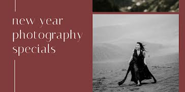 New Year Photo Specials - New Year's Template