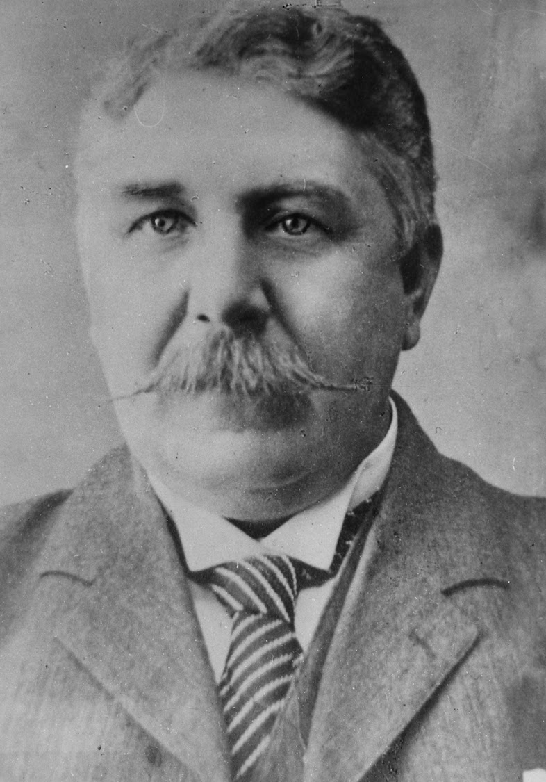 Will Crosby, editor from 1898