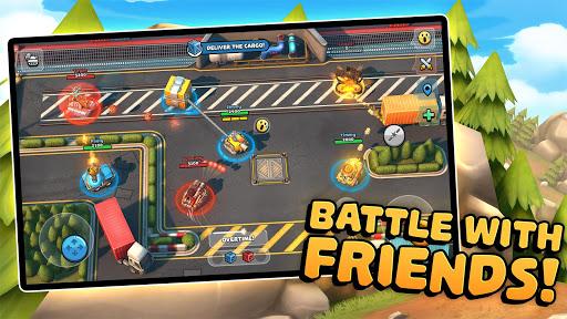 Pico Tanks: Multiplayer Mayhem screenshots 1