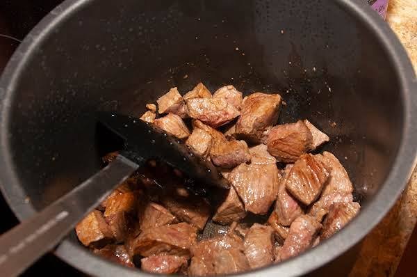 Cooking Under Pressure: Comforting Beef Tater Stew