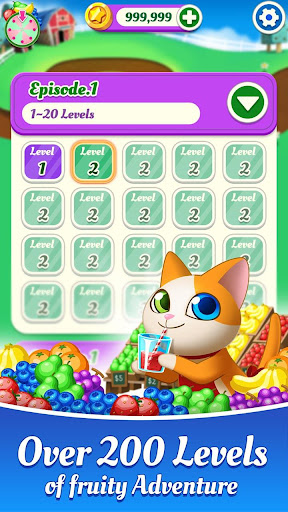 Juice Pop Mania: Free Tasty Match 3 Puzzle Games image | 6