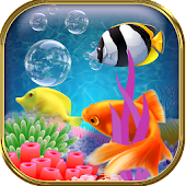 Aquarium Live Wallpaper App
