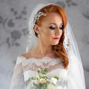 Stunning Sharon :)  by Kaspars Sarovarcenko - Wedding Bride ( wedding photography ireland, wedding photographer ireland, wedding photographer limerick )