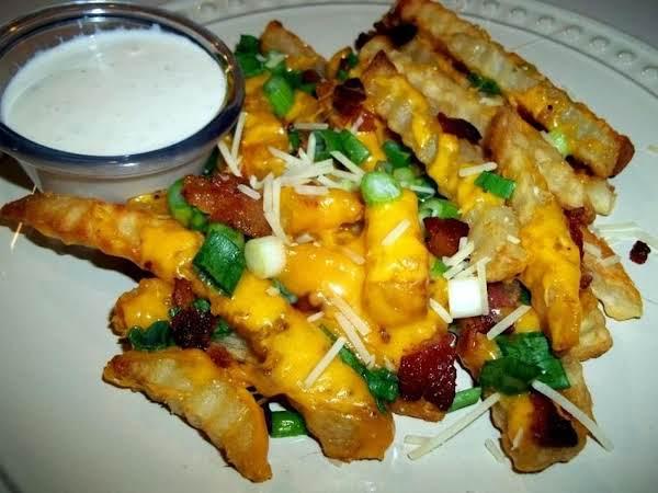~ Cheddar Bacon Fries ~