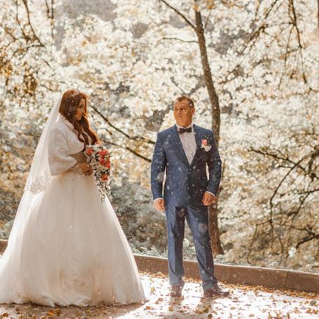 Wedding photographer Andrey Petukhov (Anfib). Photo of 15.11.2017