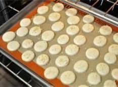 Preheat oven at 300.  Enjoy it!