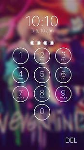 App kpop lock screen APK for Windows Phone