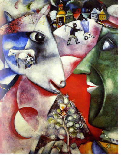 chagall anniversaire