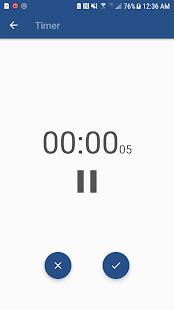Timesheet- Hour Tracker Pro - náhled