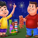 Diwali Cracker Simulator 2019 icon