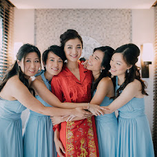 Wedding photographer Tawut Pikampon (phuketcinema). Photo of 16.07.2018
