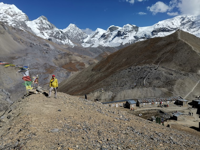 Day 6: Letdar to High Camp - Oct 19