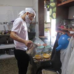 El Chef Andrés en la Casa de Respira Universo