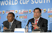 PSL chairman   Irvin Khoza and  Safa president Danny Jordaan are set to hold talks over the future of  this season.