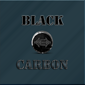 Black Carbon Icon Pack