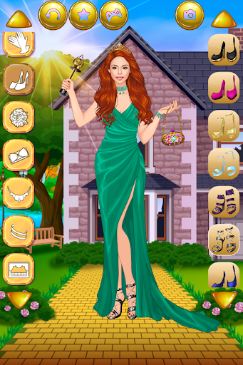Actress Dress Up - Fashion Celebrity 1.0.7 screenshots 7