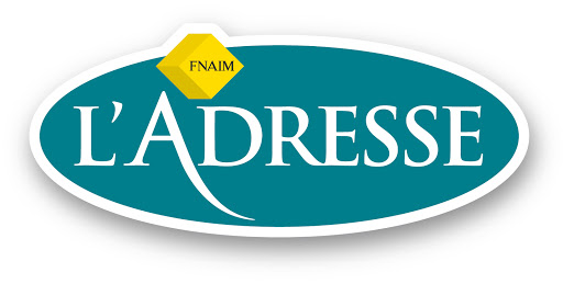 Logo de L'ADRESSE IMMOBILIER