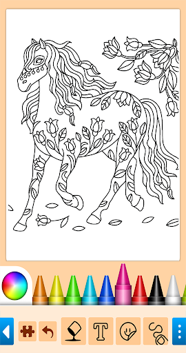 Coloring game for girls and women 14.6.2 Screenshots 2