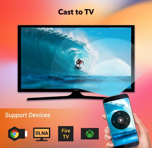 Cast to TV - cast videos to tv, cast to Chromecast