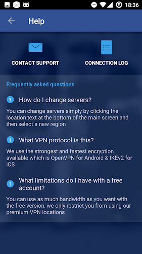 Proxy Rack VPN APK 1 01