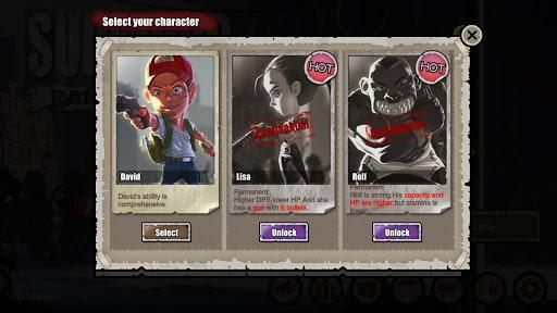 Survivor - DangerZone 1.24 screenshots 2