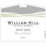 William Hill Winery Pinot Noir