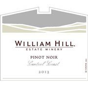 Logo for William Hill Winery Pinot Noir