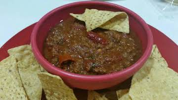 Home Made chili recipe