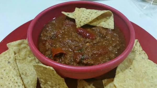 Home Made Chili Recipe