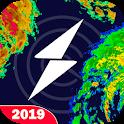 Storm & Hurricane Tracker , Weather Maps Radar icon
