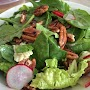 Clean -Eating Lunch Salad w/pecans