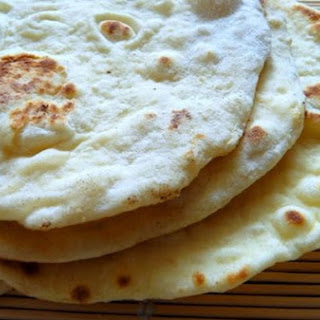 Ridiculously Easy Naan