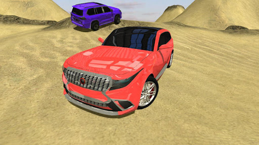 Grand Off-Road Cruiser 4x4 Desert Racing android2mod screenshots 6