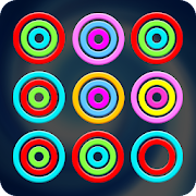 Game Color Rings Puzzle Free apk for kindle fire