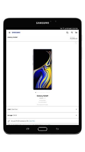 Samsung Shop screenshots 13