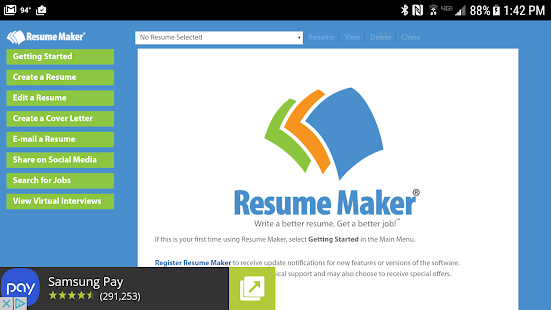 Resume Maker Free Apps On Google Play