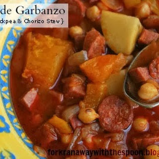Garbanzo Bean Soup With Chorizo Recipes