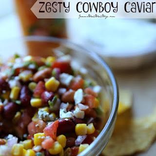 Zesty Cowboy Caviar