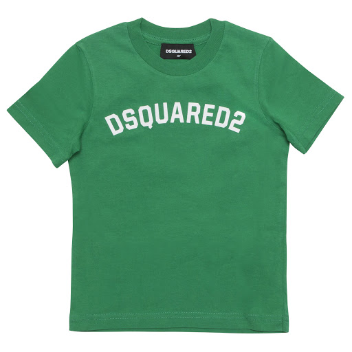 Primary image of DSQUARED2 Cotton Logo T-shirt